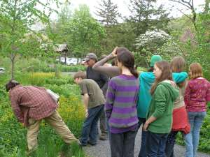 Students Examine the World in Spring